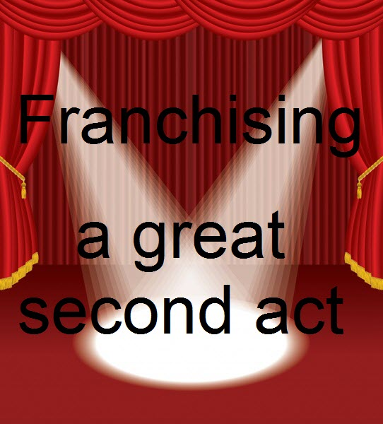 franchising a second act