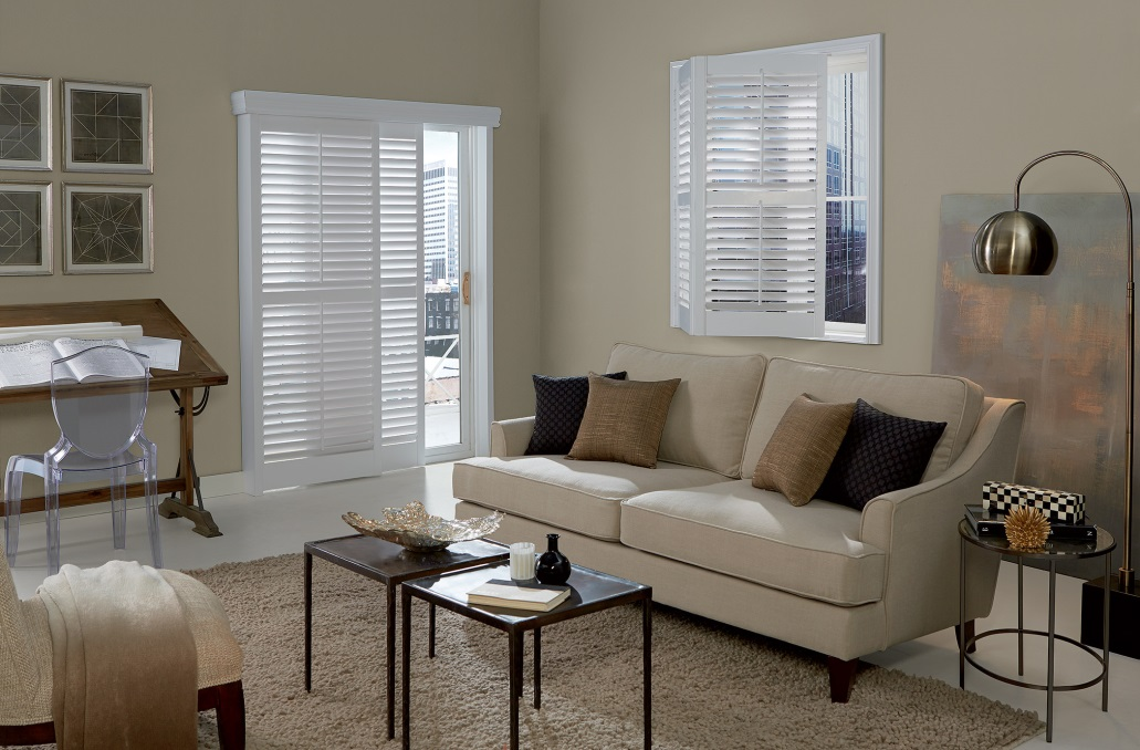Stay on the cutting edge of home fashion design with Budget Blinds' extensive line of window coverings