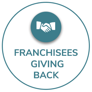 FRANCHISEES GIVING BACK HFC