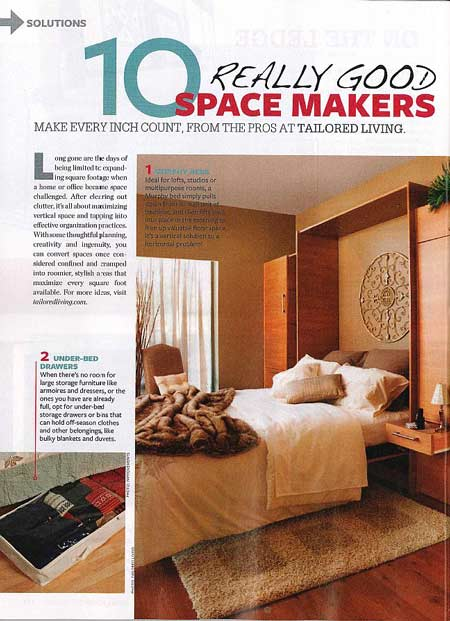 Small Room Decorating - Home Franchise Concepts