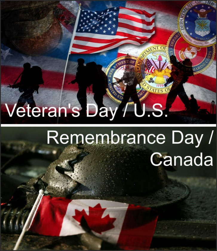 A day of remembrance and gratitude for all those who serve