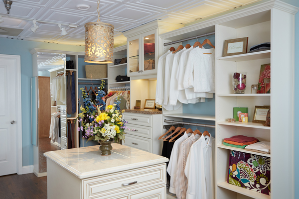 Tailored Living Closet