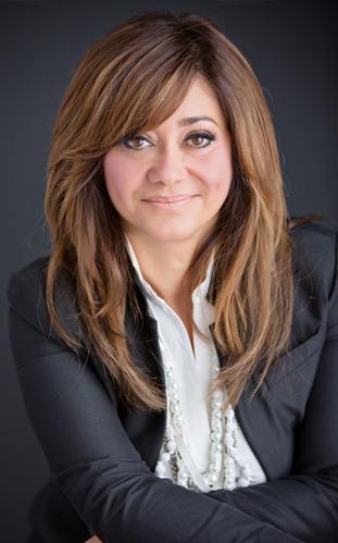 Shirin Behzadi, HFC CEO