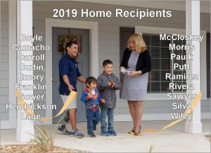 home recipients